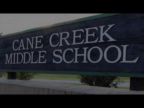 Cane Creek Middle School - Open House 2016