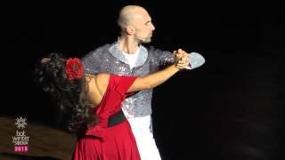 HWS 2015. Танго Евгений Папунаишвили и Екатерина Малахова
