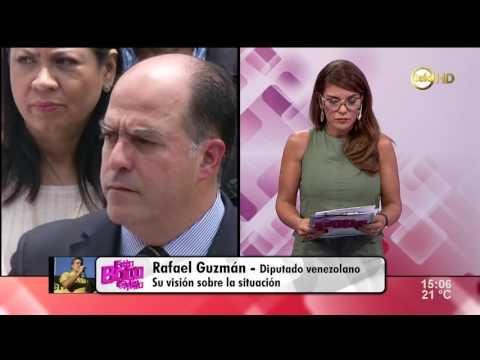 La situación de Venezuela y sus repercusiones políticas/ 1