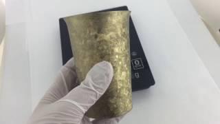 【送料無料】 ホリエ チタン 二重 タンブラー 窯創り プレミアム ゴール...