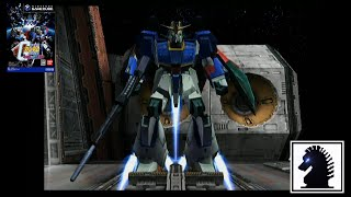 GC Mobile Suit Gundam: Gundam vs Zeta Gundam