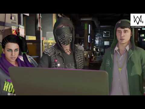 Watch_Dogs 2 Playthrough Part 7 - Looking Glass