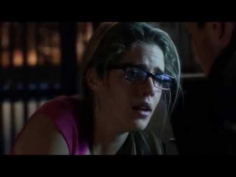 New! Arrow: Oliver Queen & Felicity Smoak...