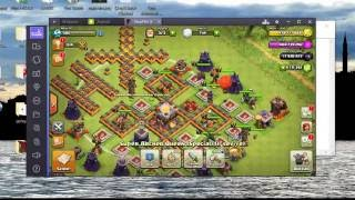 CLASH OF CLANS ÇALIŞAN FHX SERVER