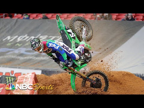 Wildest moments from the 2020 Supercross season so far   Motorsports on NBC