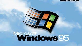 Scammer vs Windows 95