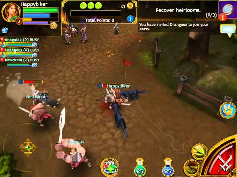Arcane Legends On Ipad Part 1