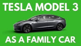 Will A Rear Facing Baby Car Seat Fit In The Back Of A Tesla Model 3?