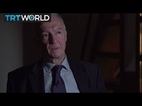 One on One Express: Gilles de Kerchove, European Union Counter-Terrorism Coordinator