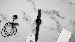 Samsung Galaxy Watch 3 41mm Mystic Silver Unboxing