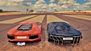 Forza Horizon 3 - Aventador VS Centenario ‹ ZoiooGamer ›
