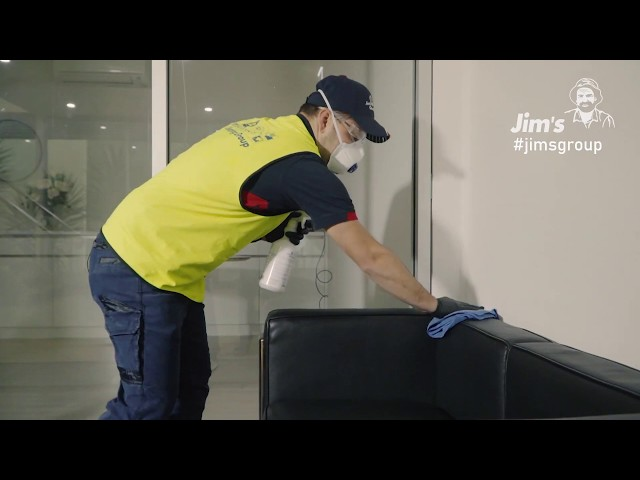 Jim's Disinfectant Cleaning Service -  131 546 OR www.jimscleaning.com.au