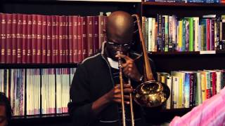 "Music in the Library: Rebekah Todd & the Odyssey, ""Roots Bury Deep"""