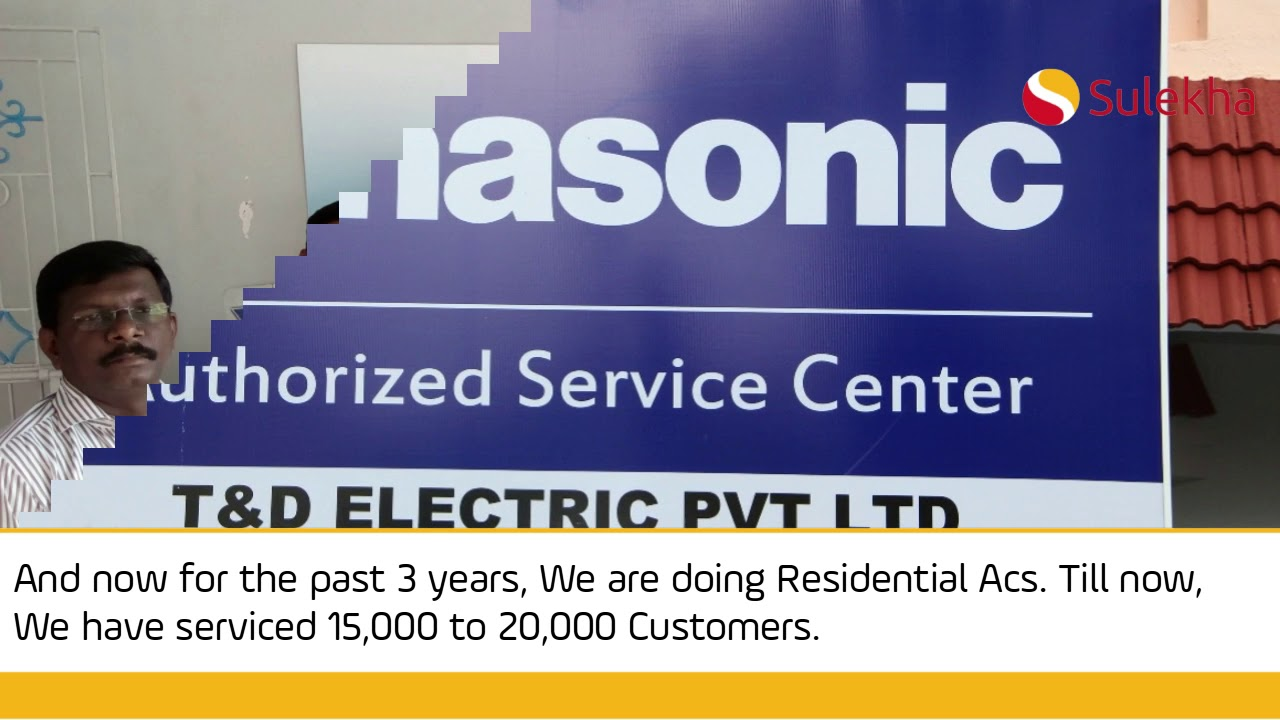T & D Electric Pvt  Ltd  in Valasaravakkam, Chennai-600087