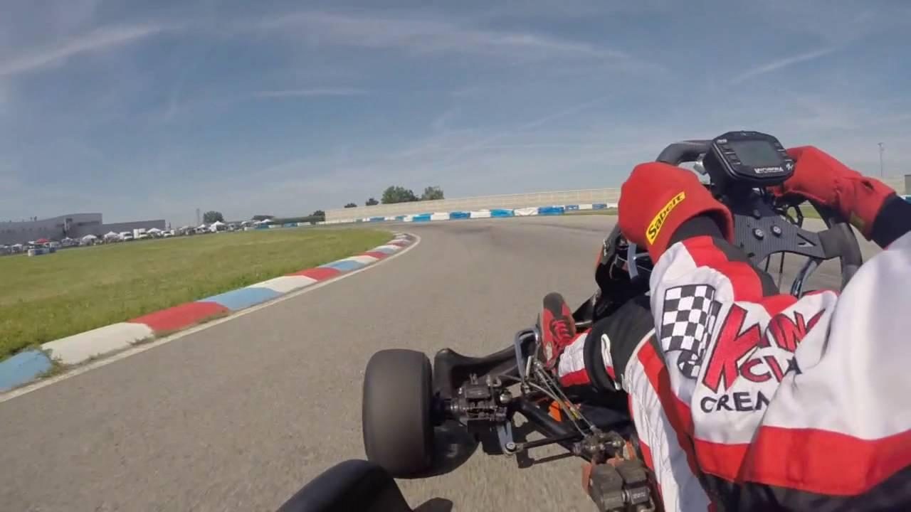 Circuito Karting : Cremona circuit kart youtube