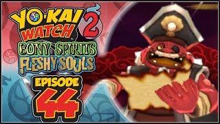 Yo-Kai Watch 2 Bony Spirits / Fleshy Souls - Episode 44 | Divine Paradise!