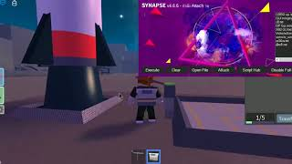 Roblox NEW game GUI space mining sim FREE MONEY script hack working