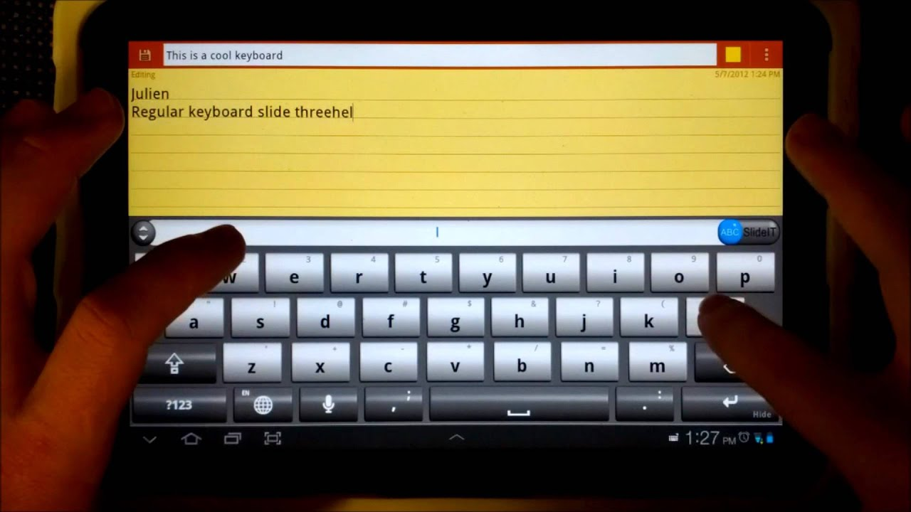 Phone Best Keyboard For Android Phone best keyboard for android tablets and phones youtube phones