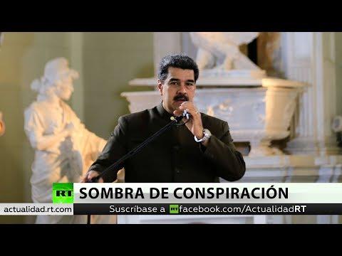 Maduro acusa al expresidente colombiano Álvaro Uribe de orquestar un plan para asesinarlo