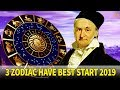 Top 3 Zodiac Signs Have THE BEST START in 2019 - Know Everything