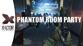 12 Man Phantom Room, Shenanigans, Trial and Error - The hunt for the Phantom Bow