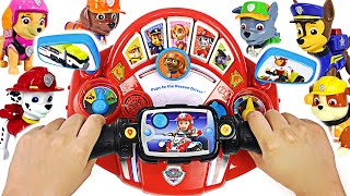 VTech Paw Patrol Pups to The Rescue Driver! Start! Catch the Villains!   DuDuPopTOY