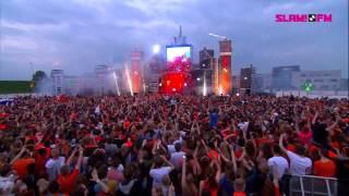 Martin Garrix Full live set   SLAM!Koningsdag
