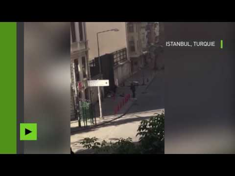 50 migrants s'échappent d'un centre de rapatriement à Istanbul, la police ouvre le feu