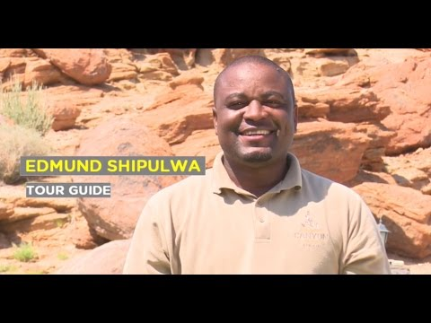 NTA Live Your Passion Episode 21 - Tour Guide