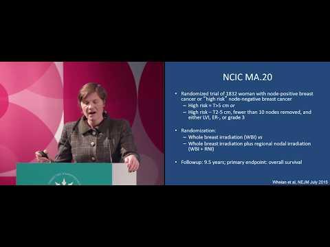 Современная стратегия лучевой терапии при раке молочной железы