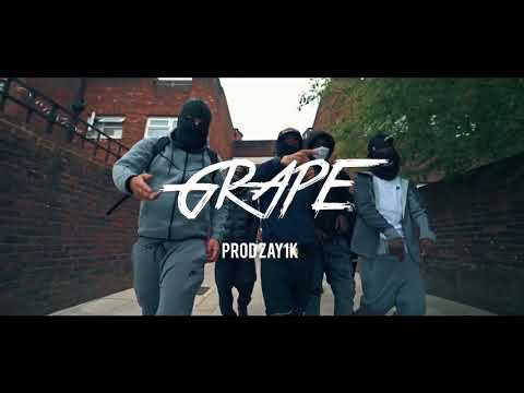 """GRAPE"" SHEFF G X G HERBO X AM X LEEKY G BANDO (Trap/UK Drill Type Beat) 2018"