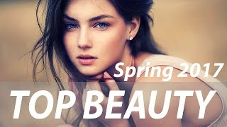 TOP 10 The Prettiest Makeup Looks and Trends for Spring 2017