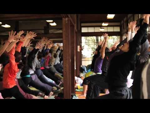 John Friend on Anusara Yoga