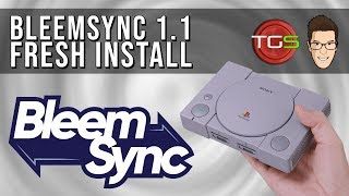Bleemsync 1.1 Fresh Install Tutorial for PS Classic | USB 3.0 via OTG!
