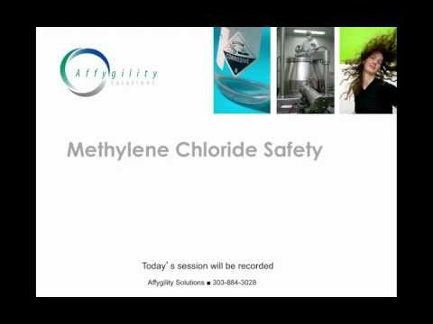 Methylene Chloride Safety Training Video Preview