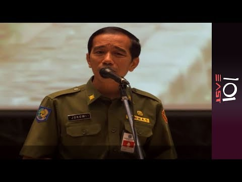 Joko Widodo: Indonesia's Rock Governor - 101 East