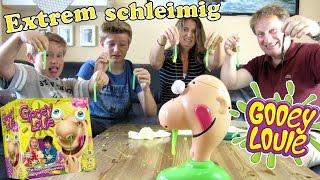 GOOEY LOUIE EXTREM mit extra schleimigen Popeln TipTapTube Kinderkanal