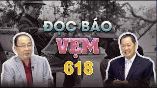 Gambar cover ĐỌC BÁO VẸM 618 với Hoàng Tuấn và Nguyên Khôi ngay 28/01/2019