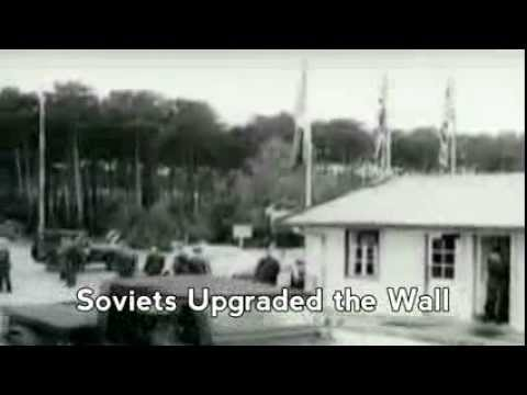 Berlin Wall Music Video