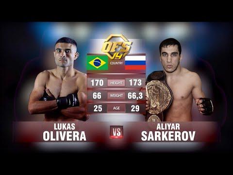 ЛУКАС ОЛИВЕЙРА VS АЛИЯР САРКЕРОВ / LUKAS OLIVERA 🆚 ALIYAR SARKEROV НА ТУРНИРЕ #OFS14