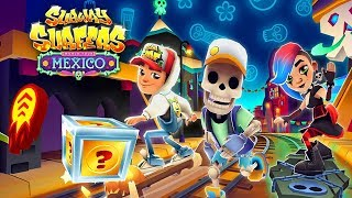 Subway Surfers Gameplay HD - Mexico Halloween - Jake vs Lucy vs Manny