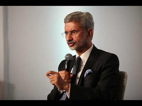 Opening Dialogue  with S. Jaishankar at The Gateway of India Geoeconomic Dialogue 2017