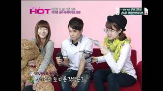 "Download Mp3  Clip  110511 Lee Ki Chan & G.na - ""count On Me"" Making Of Cut"