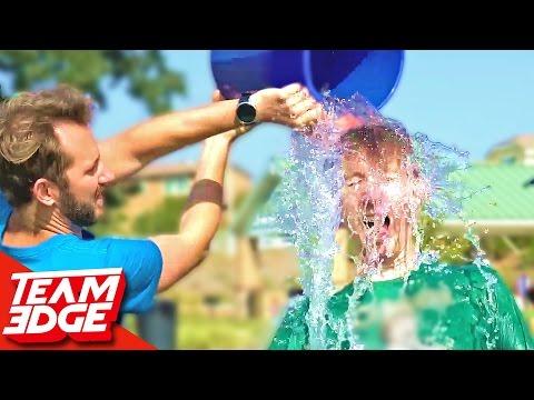 Pong Bucket Dump Challenge!!