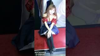 161119 지스타(G-STAR) 네오플 모델 서진아(Seo JinA) 직캠 #3 by hoyasama