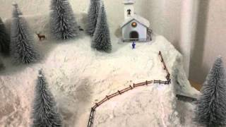 N-Spur Winteranlage 2015