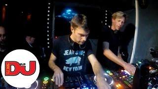 DJ Mag LIVE: Groove Armada & Riva Starr