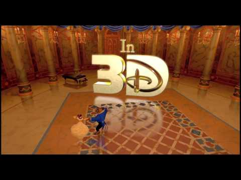 Watch IT Magazine Beauty And The Beast 3D  Offical 2012.f4v