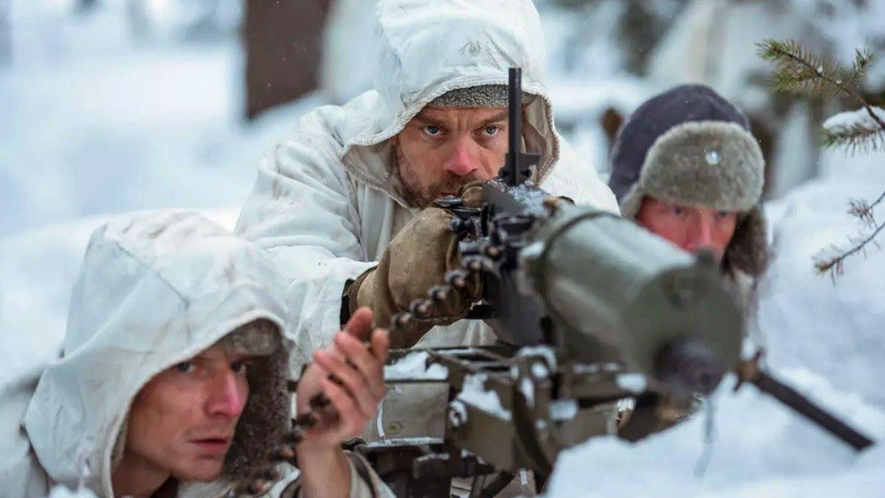 一部芬蘭二戰猛片,把戰場拍得太真實了,且非常客觀,秒殺美國戰爭片