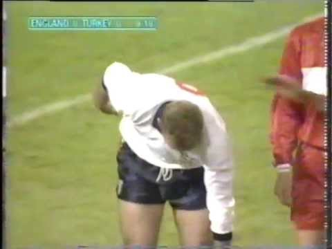 England 4-0 Turkey (1992) WCQ